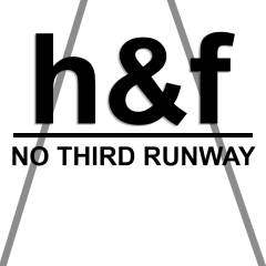 H-and-F no third runway